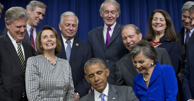Obama signs major overhaul of toxic chemicals rules into law