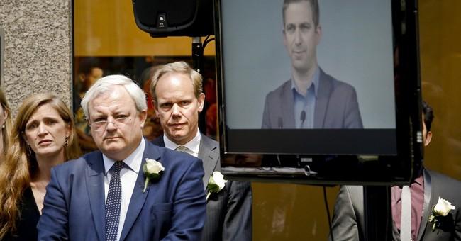 Slain British Parliament member memorialized in NYC