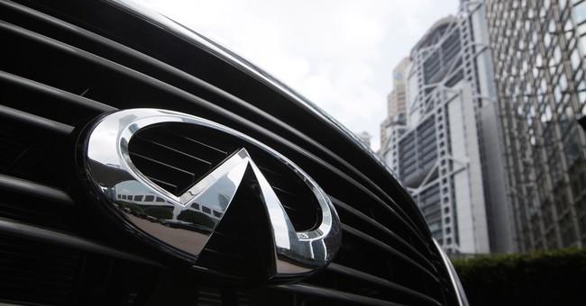 Infiniti recalls sedans to fix electronic steering problem