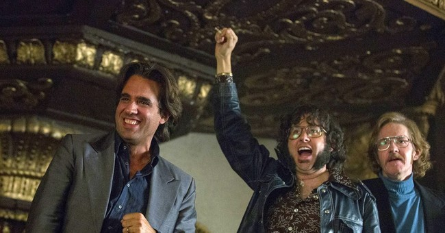 HBO cancels Jagger-Scorsese music drama series 'Vinyl'