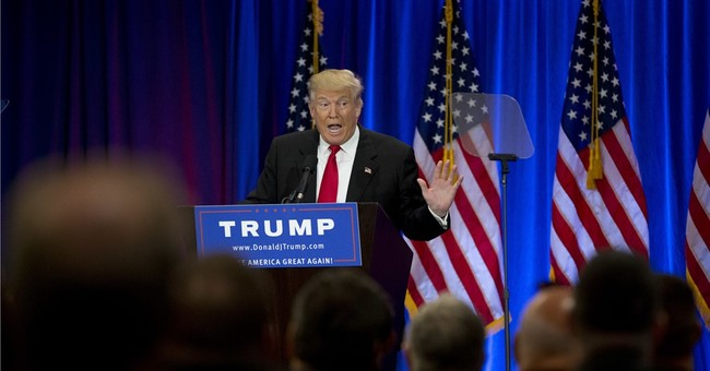 AP FACT CHECK: Trump's distortions on Clinton