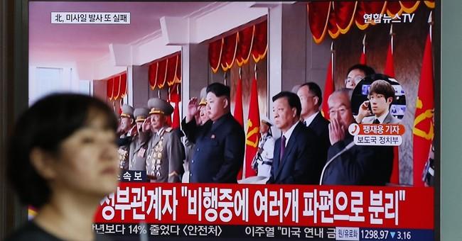 Apparent N. Korea missile success followed flurry of flops