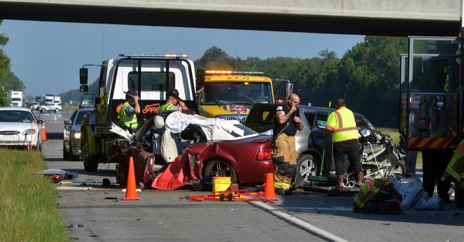 State Patrol: 5 killed in head-on crash west of Savannah