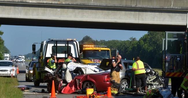 State Patrol: 5 killed in head-on crash west of Savannah