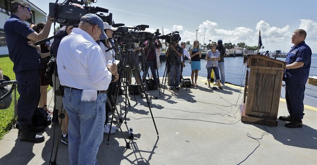 Coast Guard plans briefing on missing Florida family