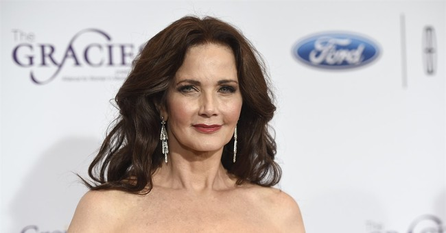 'Wonder Woman' Lynda Carter to play president on 'Supergirl'
