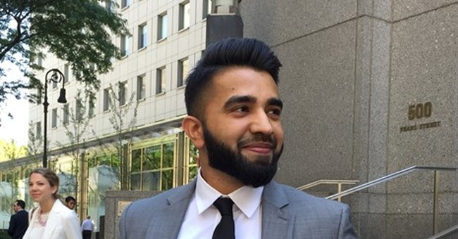 Judge to NYC police: Pay officer who sued over beard length