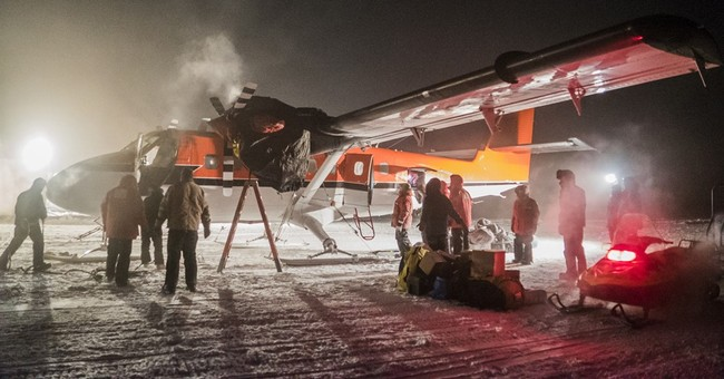 The Latest: Sick US workers reach Chile in Antarctica rescue