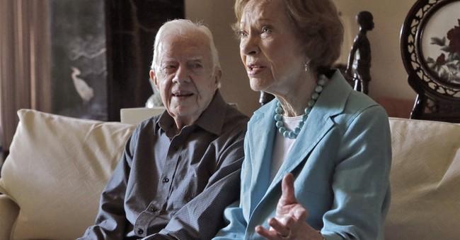 Jimmy, Rosalynn Carter mark 70 years 'even closer together'