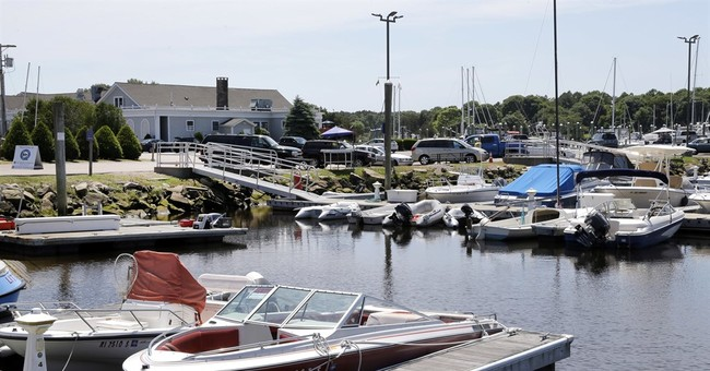 In Ocean State, yacht club's men-only policy rankles many