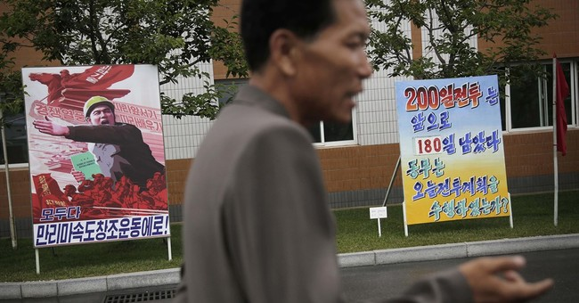 North Korea mobilizes on 200-day economic speed campaign