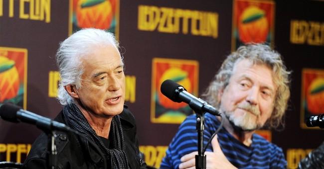 Led Zeppelin rocks copyright case over 'Stairway'
