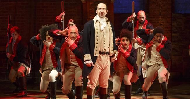 AP NewsBreak: PBS 'Hamilton' to have 15 minutes of show