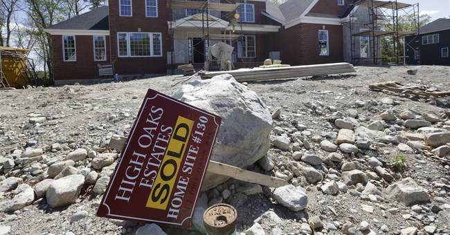 US new-home sales tumbled in May after a surge in April