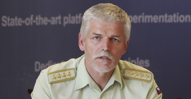AP Interview: NATO military chief: National forces are key