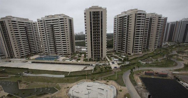 Rio Olympic organizers unveil village where athletes to stay