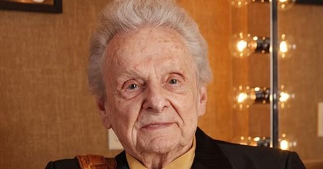 Bluegrass music patriarch Ralph Stanley dies at 89