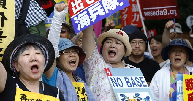 No July 4 fireworks at US bases in Japan after Okinawa rape