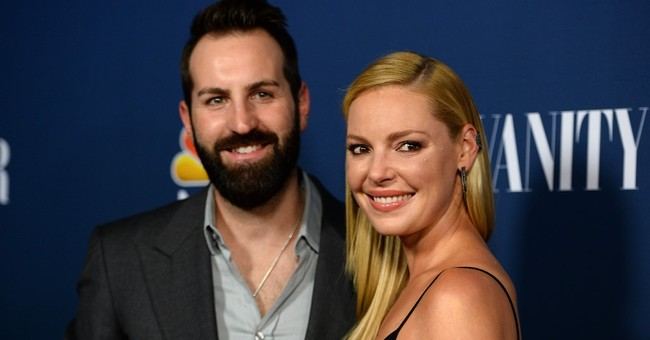 Katherine Heigl announces pregnancy following 2 adoptions