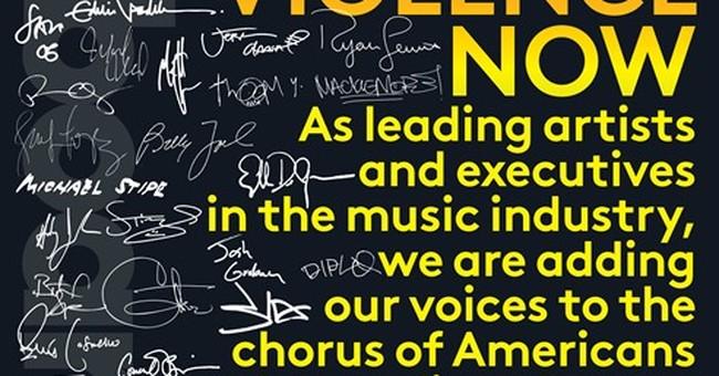McCartney, Gaga sign letter to Congress about gun violence