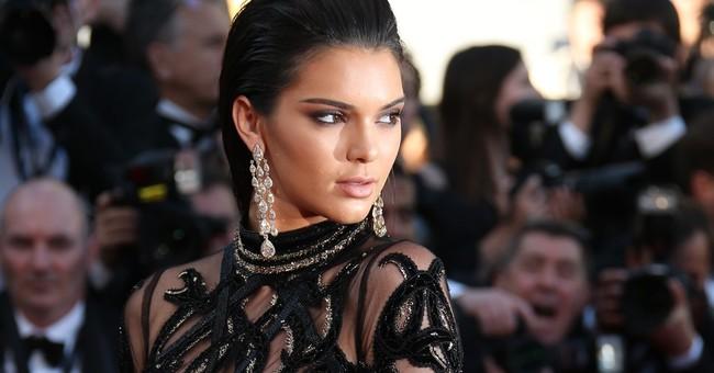 Kendall Jenner morphs into 'goth goddess' for Marc Jacobs