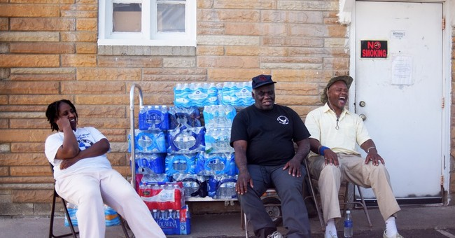 Feds say everyone in Flint can drink filtered tap water