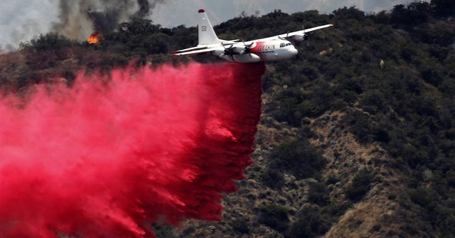 The Latest: Evacuations lifted at Utah wildfire