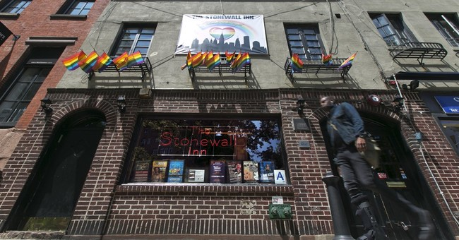 Obama names Stonewall national monument; 1st for gay rights