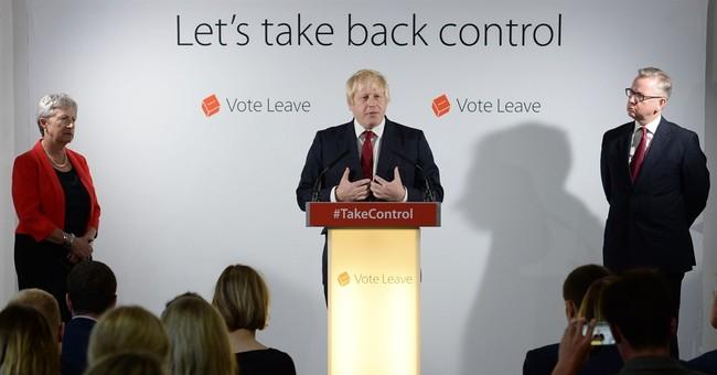 Boris Johnson emerges as the winner after British referendum
