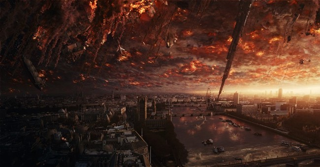 Review: 'Independence Day' sequel is big, dumb summer fun