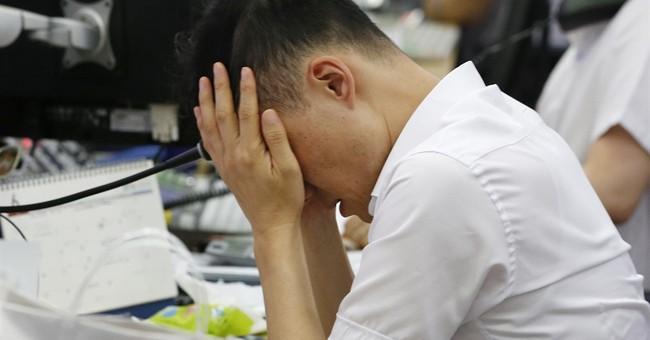 Brexit specter rocks global financial markets