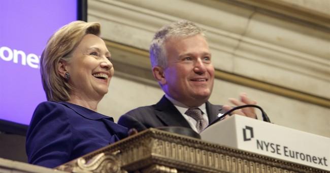 Clinton's State Dept. calendar missing scores of entries