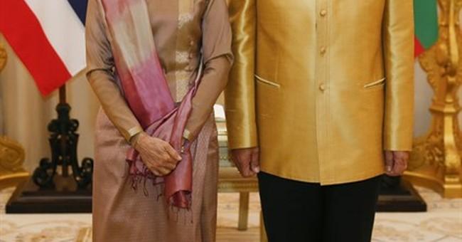 Suu Kyi says trust must precede peace in Myanmar