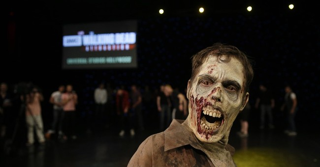 'Walking Dead' prepares to live year-round at Universal