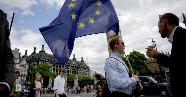 Markets reel as world absorbs shock of UK vote for Brexit