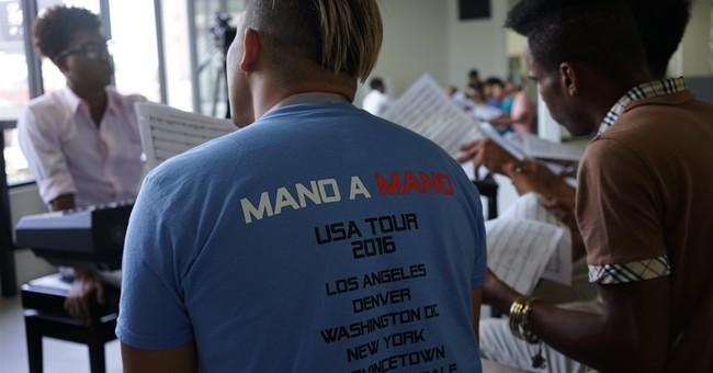 Gay Cuban choir Mano a Mano embarks on first US tour