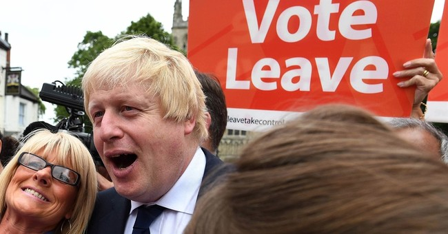 Boris Johnson emerges as the winner after British referendum