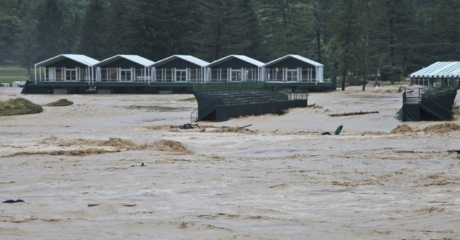 PGA Tour cancels Greenbrier Classic amid West Virginia flood