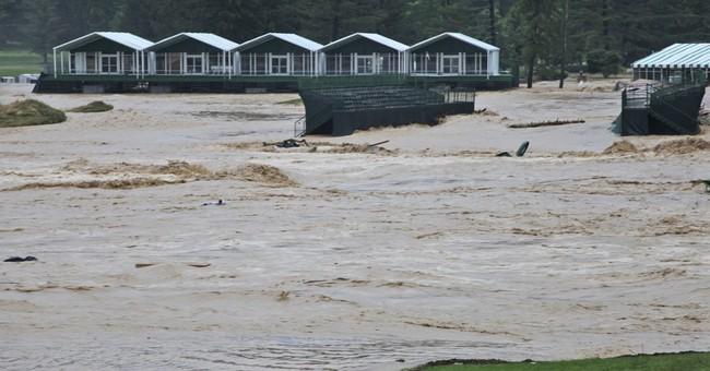 PGA Tour cancels Greenbrier Classic amid West Virginia flood