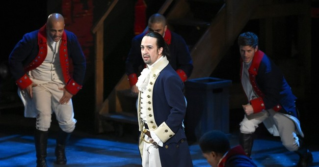 Clinton campaign offers chance to see Hamilton - at a cost