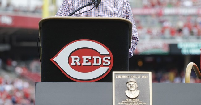 Pete Rose added to Reds' Hall of Fame in long-awaited moment