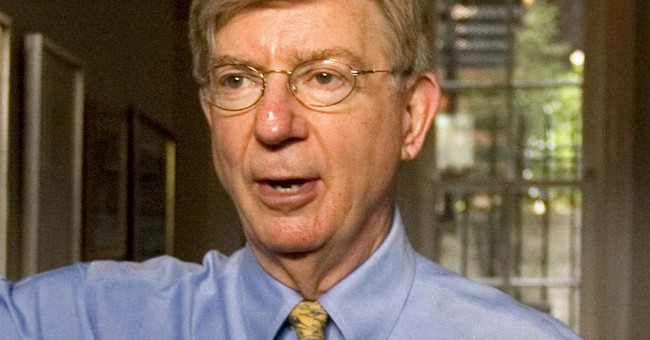 Conservative writer George Will drops out of GOP over Trump
