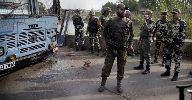 Suspected rebels kill 8 Indian soldiers in ambush in Kashmir