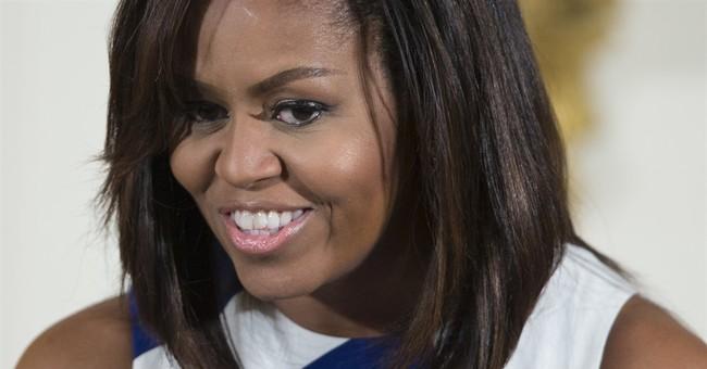 Michelle Obama, daughters heading to Liberia, Morocco, Spain
