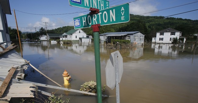 More storms on tap for flood-ravaged West Virginia