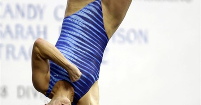 Boudia, Cook take hard path to earning Olympic diving spots