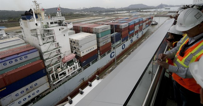 A look at the Panama Canal and its newly expanded locks