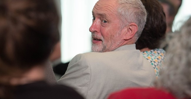 Britain's Labour party leader fires shadow foreign secretary