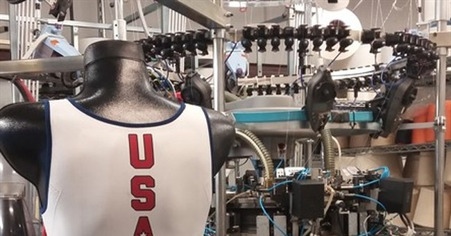 US rowers get anti-microbial training suits for Rio waters