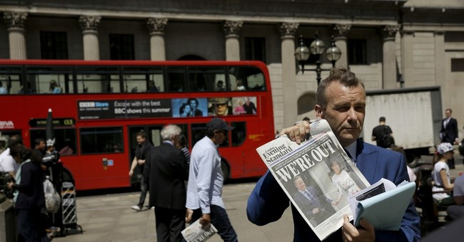 London's global financial hub wary of more isolated future
